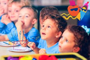 Alimentação saudável melhora a performance escolar