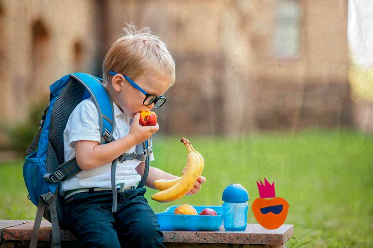 Estimulando a alimentação saudável das crianças
