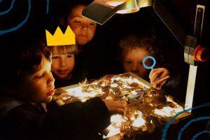 Por que crianças têm medo de escuro?