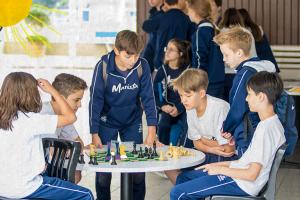 Xadrez trabalha aspectos emocionais e cognitivos