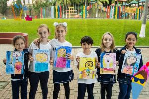 A importância da arte para as crianças pequenas