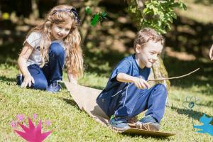 As influências da natureza no desenvolvimento das crianças