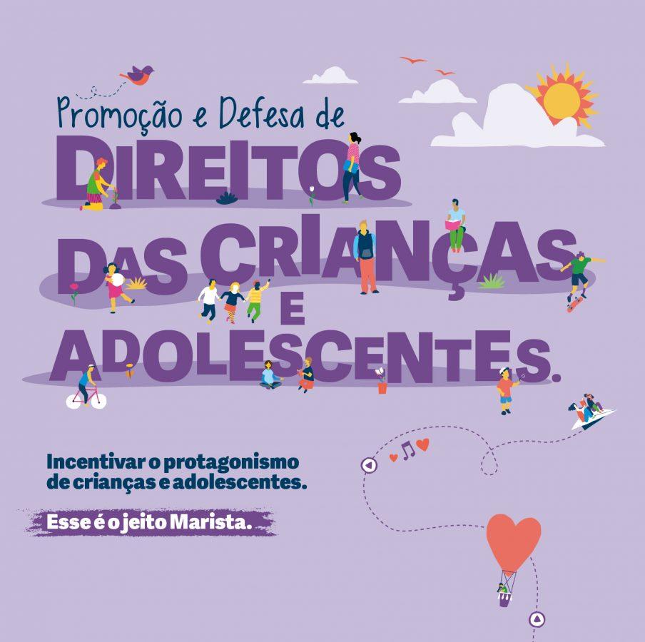 Promoção e defesa da educação e direitos humanos das crianças e adolescentes
