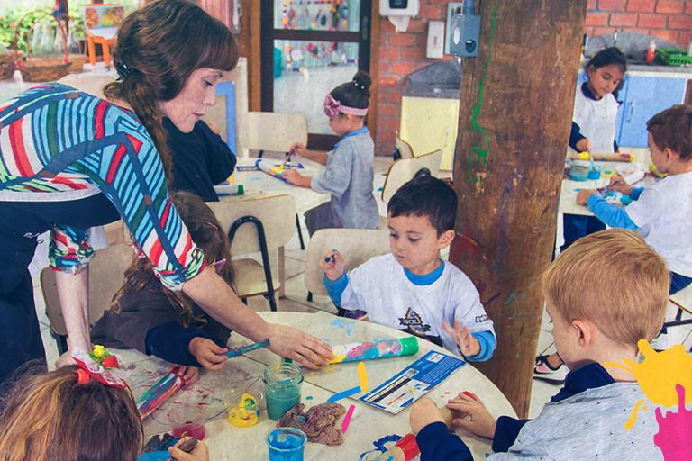 Os benefícios da escola em período integral para alunos e famílias