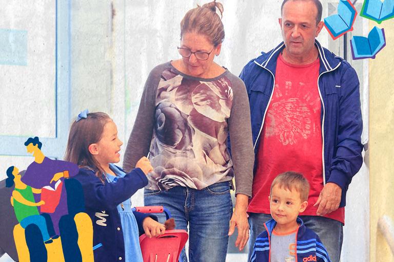A importância da participação da família na vida escolar