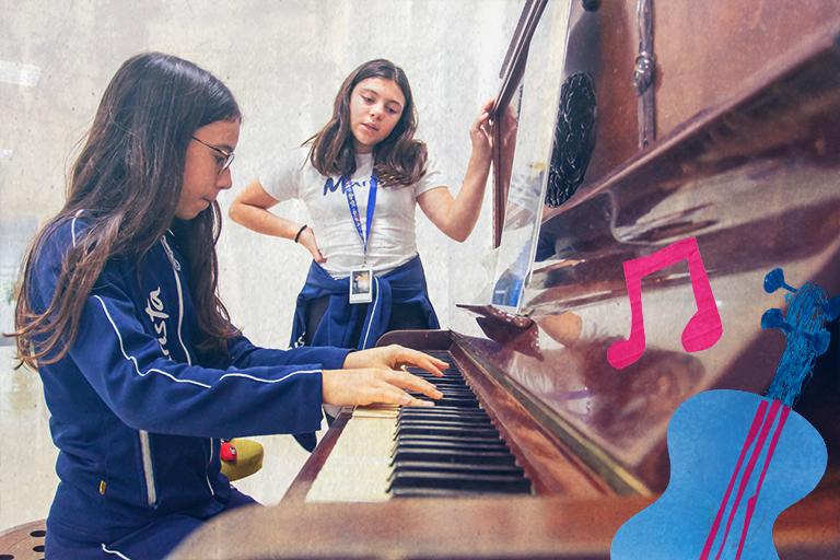 Como a música atua no processo de autoconhecimento?