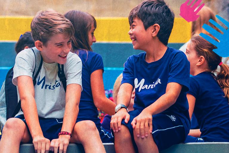 A importância da amizade para as crianças
