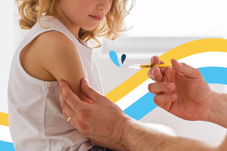 vacina criança adolescente